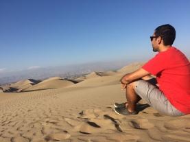 Desierto Huacachina, Perú