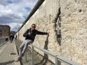 Muro de Berlín, Alemania.